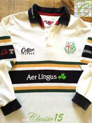 1999/00 London Irish Away Rugby Shirt. (M)
