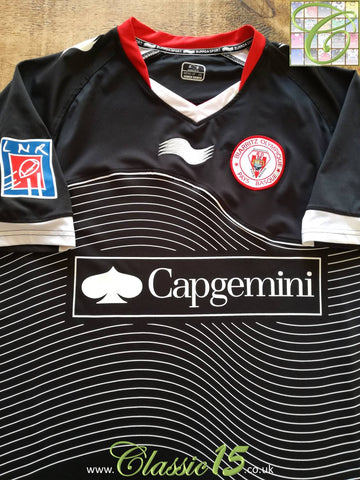2013/14 Biarritz Olympique Away LNR Rugby Shirt (3XL)