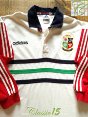 1997 British & Irish Lions Rugby Training Shirt. (XL)