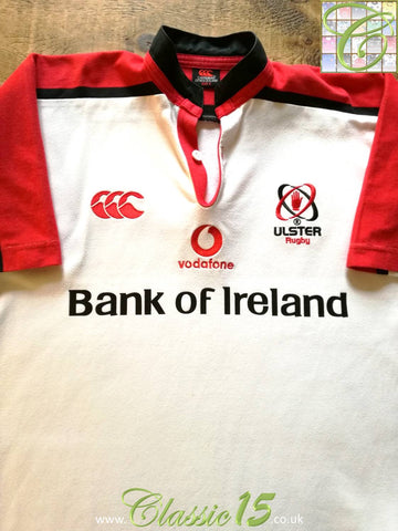 2004/05 Ulster Home Rugby Shirt (S)