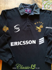 1998/99 London Wasps Home Rugby Shirt. (L)