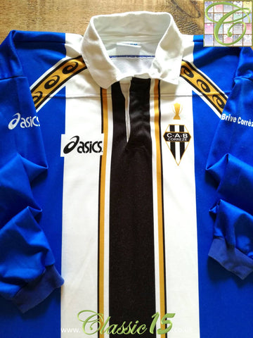1997/98 CA Brive Away Rugby Shirt. (XXL)