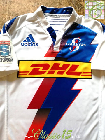 2014 Stormers Away Super Rugby Shirt (M)