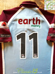 2005/06 Rotherham Titans Home Rugby Shirt #11 (L)