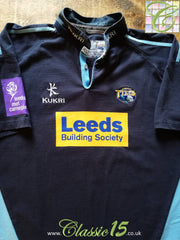 2005/06 Leeds Tykes Away Rugby Shirt (3XL)