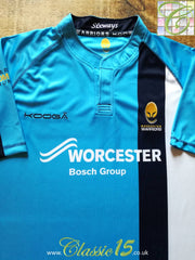 2014/15 Worcester Warriors Away Rugby Shirt (3XL)