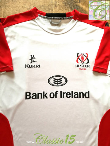 2012/13 Ulster Rugby Training Shirt (L)