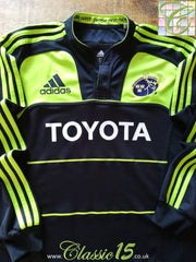 2010/11 Munster Away Rugby Shirt. (L)