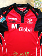 2008/09 Saracens Away Rugby Shirt (XL)