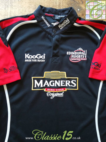 2006/07 Edinburgh Home Rugby Shirt (XL)