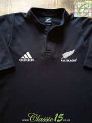 2003/04 New Zealand Home Rugby Shirt (S)