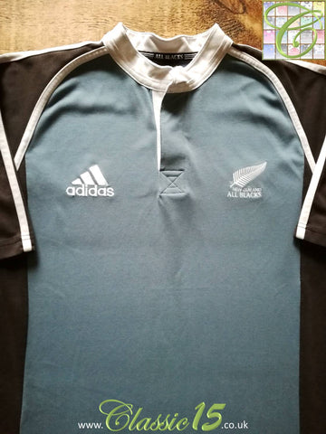 2001/02 New Zealand Rugby Training Shirt (XL)