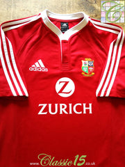 2005 British & Irish Lions Rugby Shirt (L)