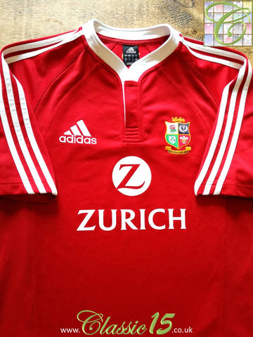 2005 British & Irish Lions Home Rugby Shirt (S)