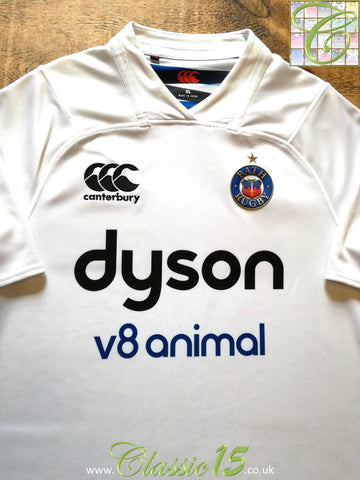 2017/18 Bath Away Pro-Fit Rugby Shirt (XL)