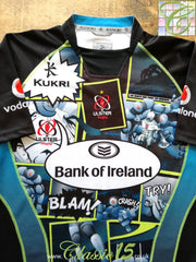 2011/12 Ulster 3rd Rugby Shirt (XL)