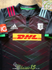 2016 Harlequins Big Game 9 Rugby Shirt (XXL)