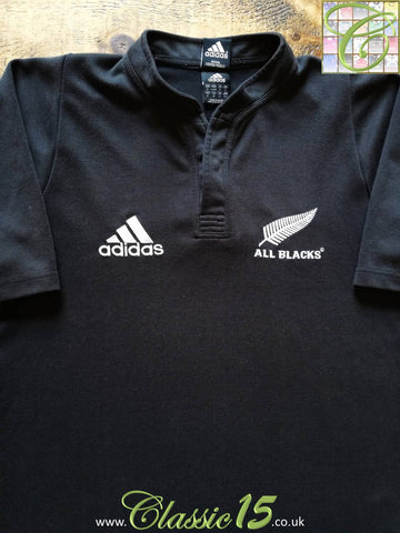2003/04 New Zealand Home Rugby Shirt (M)