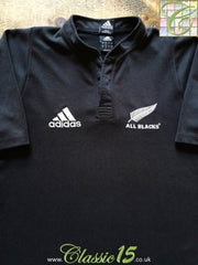 2003/04 New Zealand Home Rugby Shirt (L)