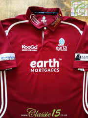 2007/08 Rotherham Titans Away Rugby Shirt (XXL)