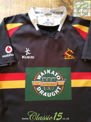 2012 Waikato Away Rugby Shirt (XXL)