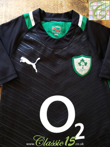 2012/13 Ireland Away Player Issue Rugby Shirt (L)