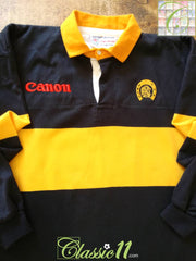 1996/97 Oakham Home Rugby Shirt (XL)