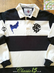 1996/97 Barbarians Rugby Shirt (M)