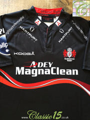 2014/15 Gloucester Away Rugby Shirts (XL)
