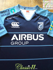 2015/16 Cardiff Blues Home Rugby Shirt (XL)