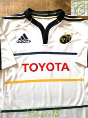 2011/12 Munster Away Rugby Shirt (XL)