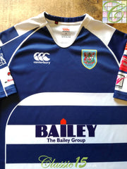 2015/16 Cardiff RFC Away Rugby Shirt (XL)