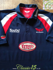 2003/04 Scarlets Away Rugby Shirt (XL)
