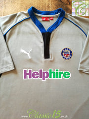 2007/08 Bath Leisure Rugby Shirt (XXL)