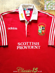 1997 British & Irish Lions Home Rugby Shirt (S)
