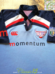 2004 Bulls Home Super 12 Rugby Shirt (L)