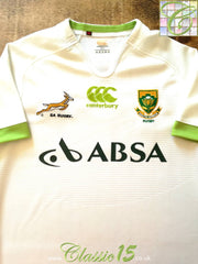 2013 South Africa Away Rugby Shirt (M)