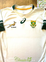 2015 South Africa Away Rugby Shirt (M)
