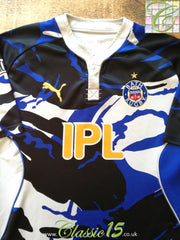 2009/10 Bath European Rugby Shirt (M)
