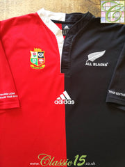 2005 British & Irish Lions Rugby Tour Shirt (L)