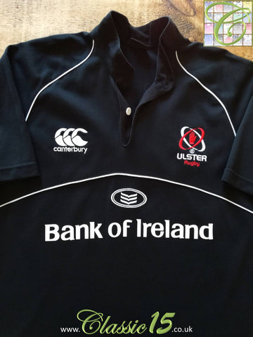 2007/08 Ulster Away Rugby Shirt (L)