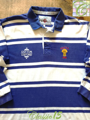 1995/96 Sale Home Rugby Shirt (L)