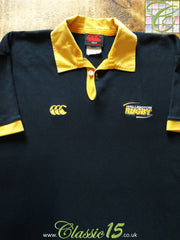 1999 Wellington Leisure Rugby Shirt (M)