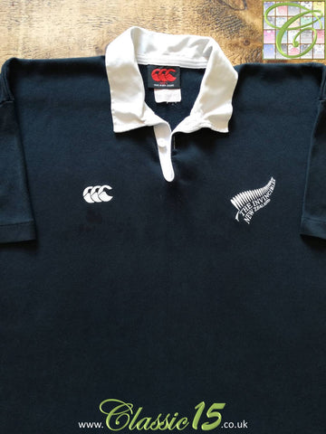 1994/95 New Zealand Invincibles Rugby Shirt (L)