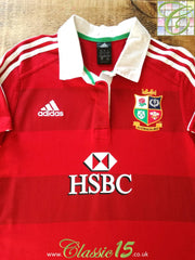 2013 British & Irish Lions Supporters Rugby Shirt (W)