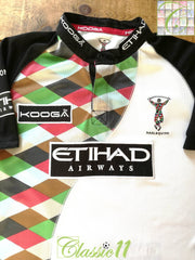 2010/11 Harlequins Away Rugby Shirt (M)