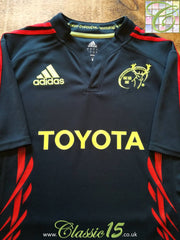 2012/13 Munster Away Rugby Shirt (XL)