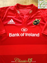 2014/15 Munster European Rugby Shirt (XL)