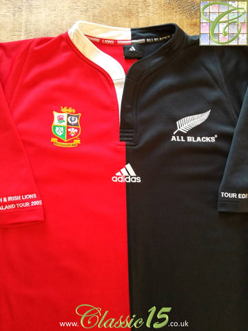 2005 British & Irish Lions Rugby Tour Shirt (XL)