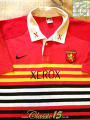 1997 Gauteng Lions Away Rugby Shirt (3XL)